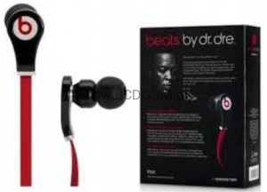 SŁUCHAWKI BEATS BY DR. DRE TOUR MONSTER Black