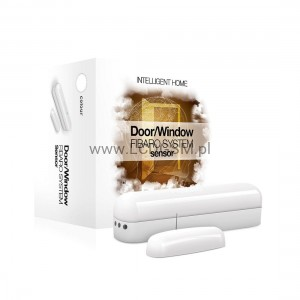 inteligentny dom Fibaro Door Window SENSOR