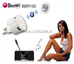 BEEWI BBR100-A1 ODBIORNIK Audio BLUETOOTH RECEIVER